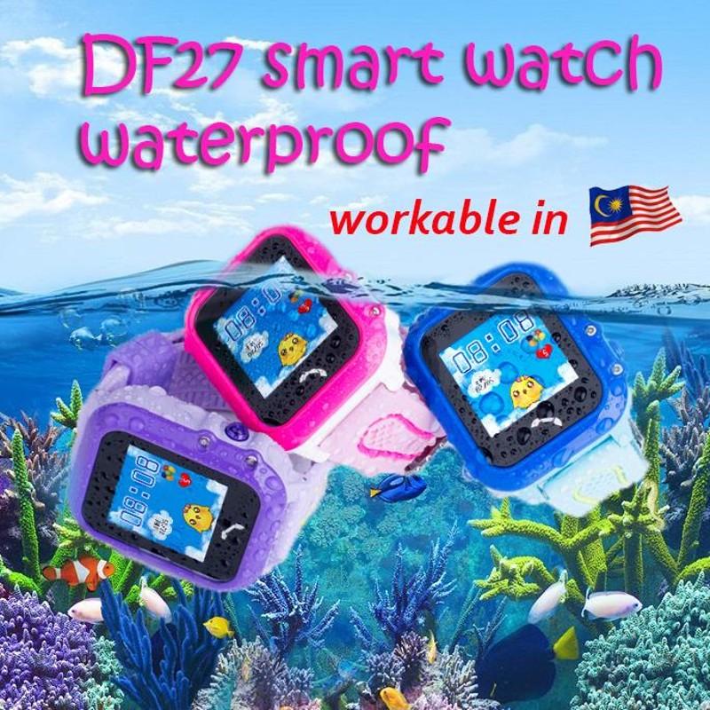 Đồng hồ định vị chống nước DF27