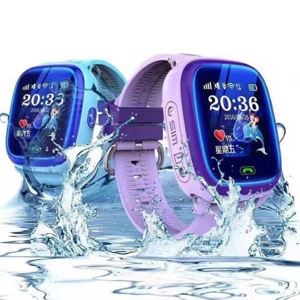 Đồng hồ định vị chống nước DF31G