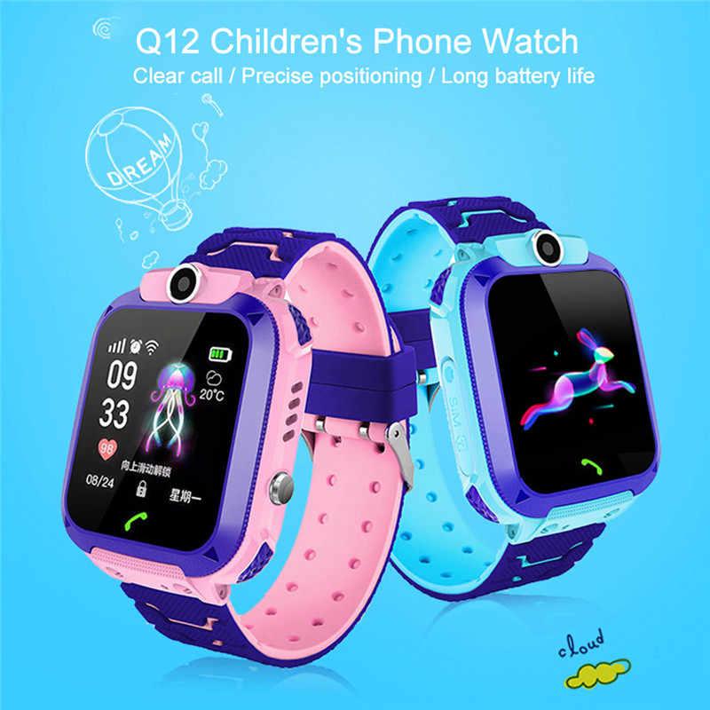 Đồng hồ định vị Q12 IP67 chống nước