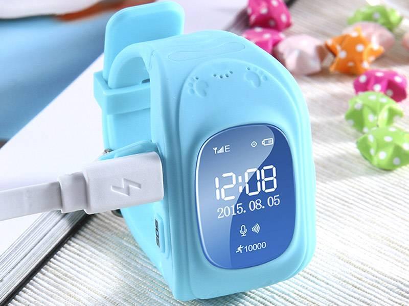 Đồng hồ thông minh Định vị trẻ em Q50