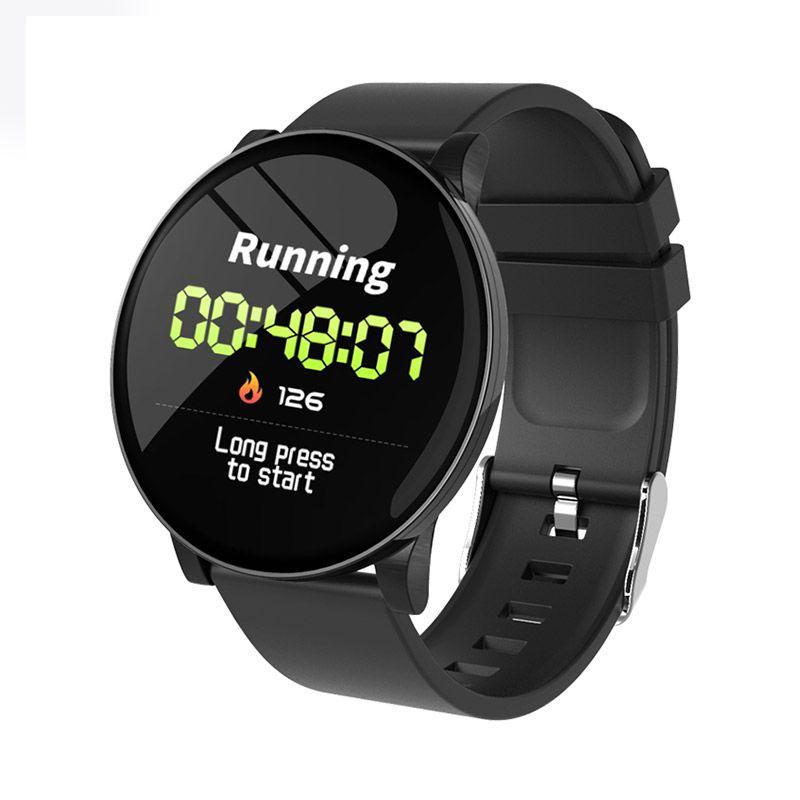 Đồng hồ thông minh SW8 mặt tròn