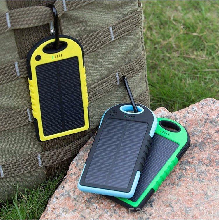 Pin dự phòng tự sạc bằng năng lượng mặt trời 10.000mah PV015