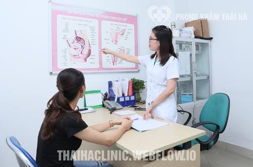 Triệu chứng và cách phòng ngừa bệnh viêm vùng chậu ở nữ giới