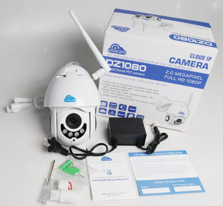 Camera Vitacam DZ1080 Ngoài Trời 2.0
