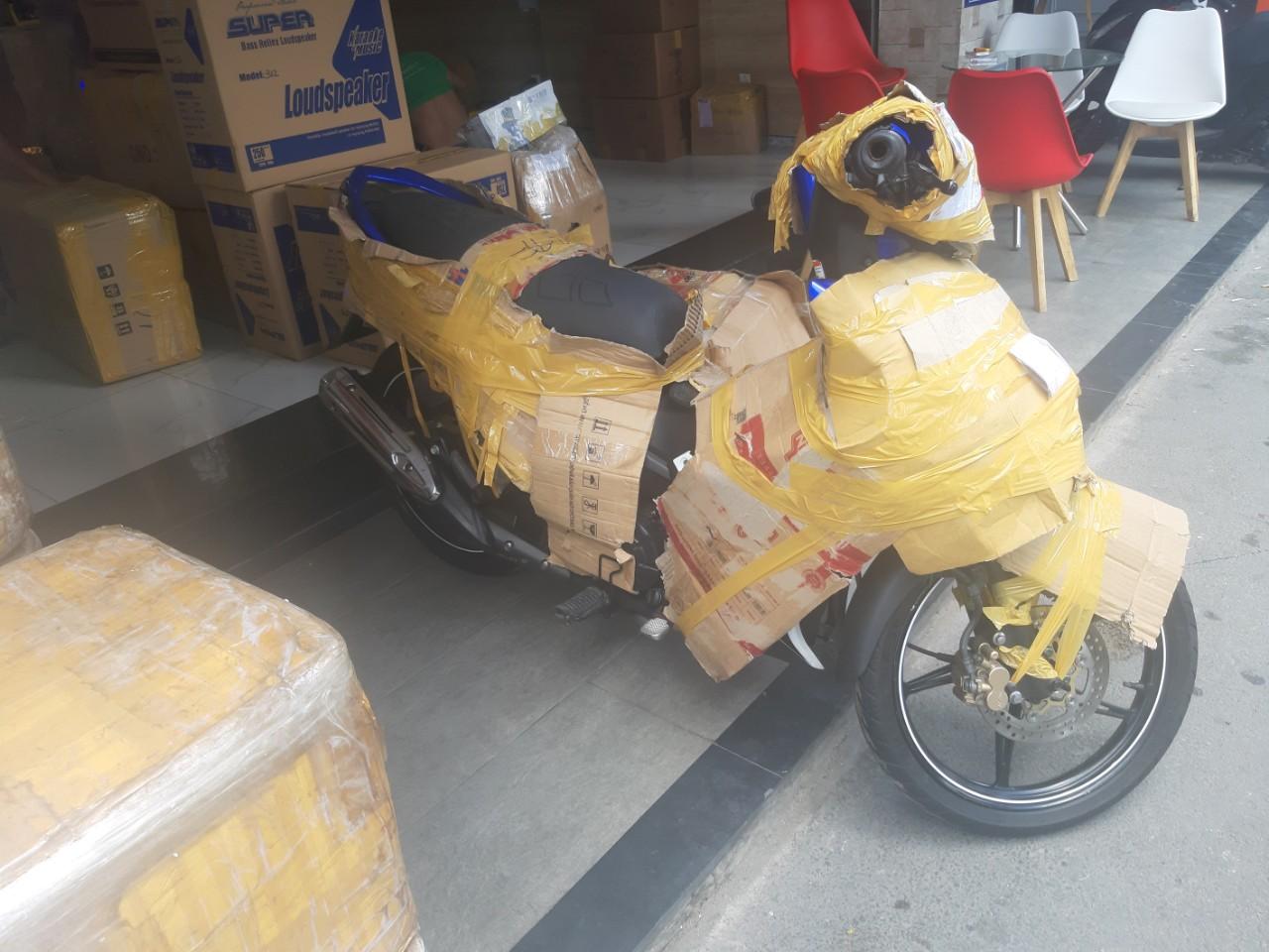 Gửi Xe Máy Đi Phú Quốc Từ