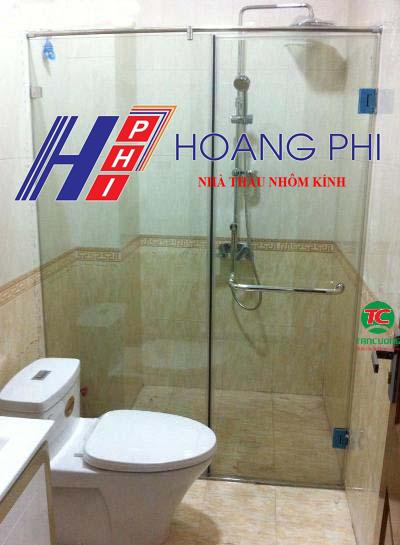 Vách kính tắm - cabin tắm
