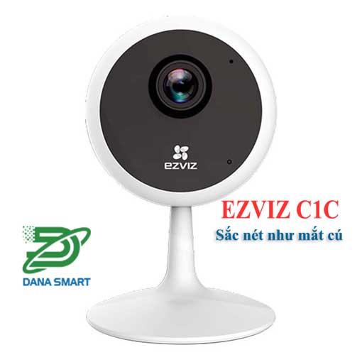 Camera đa năng EZVIZ 1MP C1C 720P, quan sát ngày đêm