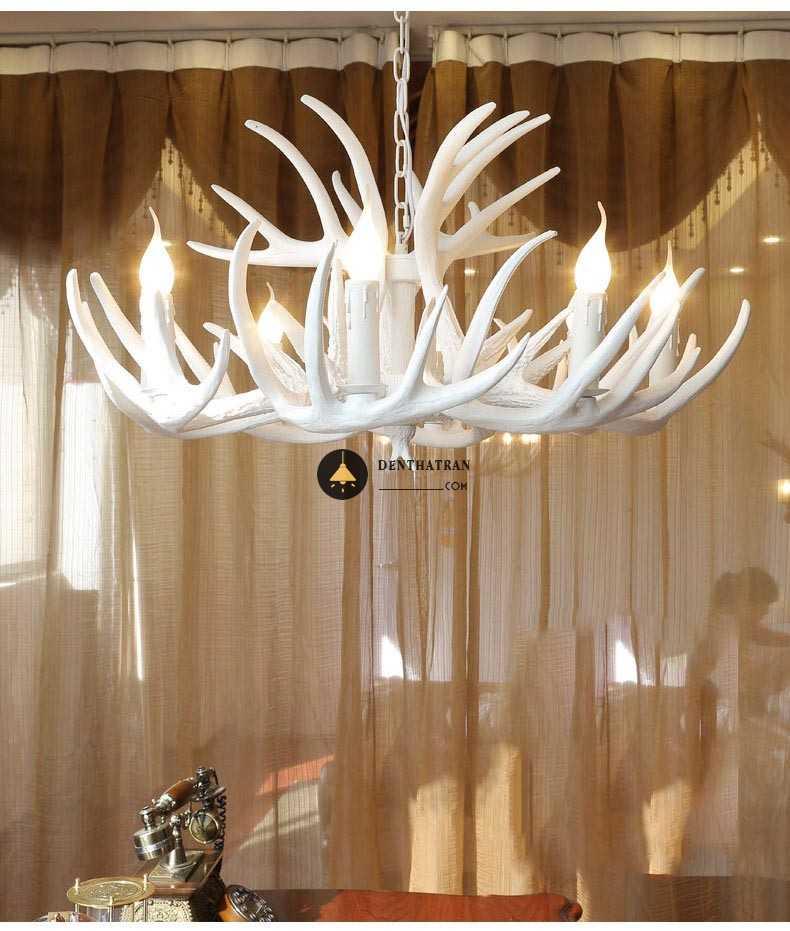 Đèn thả trần nghệ thuật dáng san hô FK130