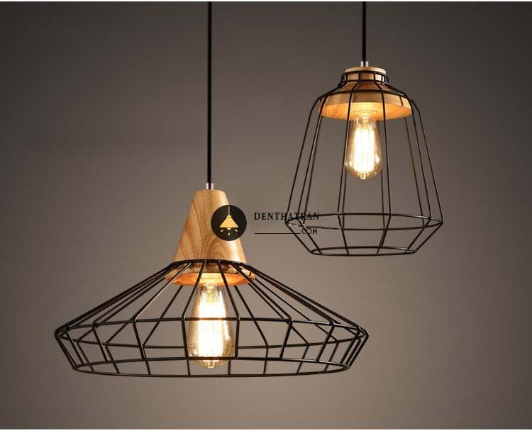 Đèn trần bằng sắt nghệ thuật FK120