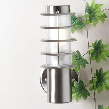 Đèn vách tường inox hình trụ cao cấp ROL205