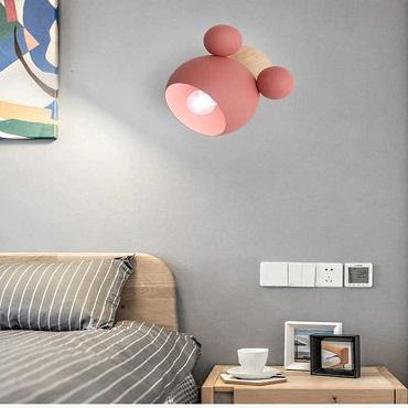 Đèn gắn tường chuột Mickey XTE 27