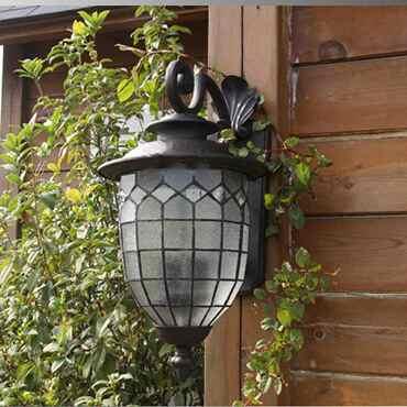 Đèn tường thủy tinh trang trí ROL496