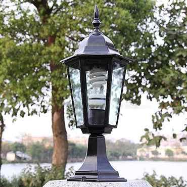 Đèn trang trí thủy tinh ngoài trời ROL491
