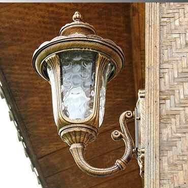 Đèn treo tường thủy tinh trang trí ROL504