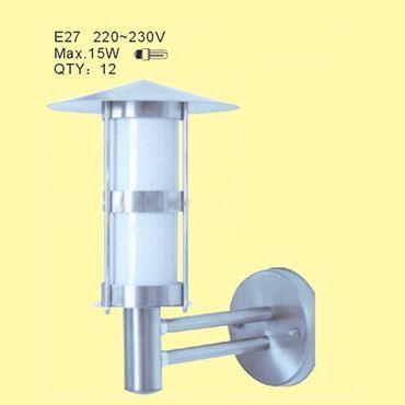 Đèn ốp tường inox hiện đại ROL301