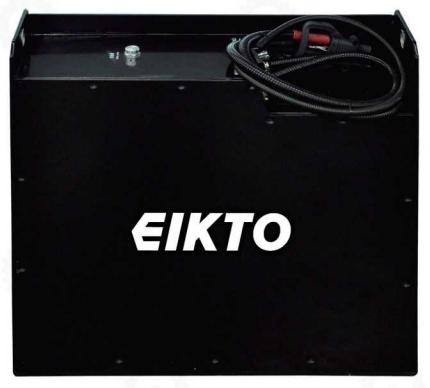 Bình ắc quy khô Li-ion (Lithium - Ion) 24V/150Ah dùng cho xe nâng điện, mới 100%