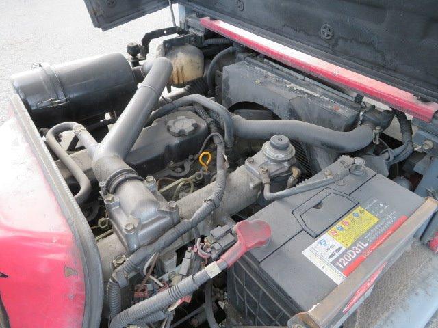 Xe nâng dầu hiệu Nissan FJ02-M25