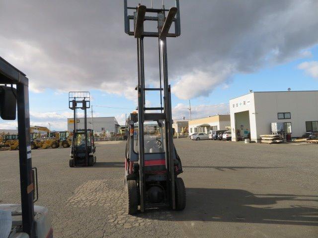 Xe nâng dầu Toyota FJ02-M25