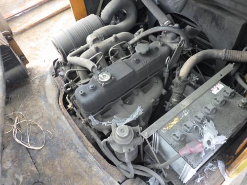 Xe nâng dầu cũ ngồi lái hiệu Komatsu FD30HT-12