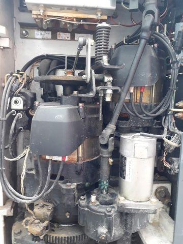 Xe nâng điện đứng lái Nichiyu FBRM14 - 75