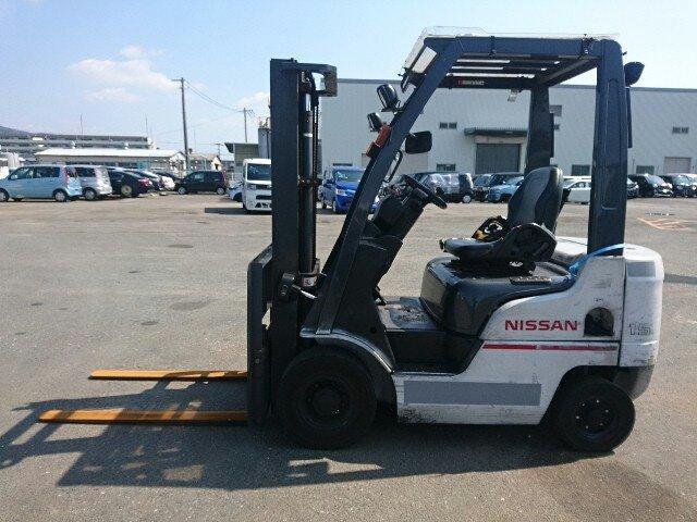 Xe nâng dầu hiệu Nissan EDM-F1F1