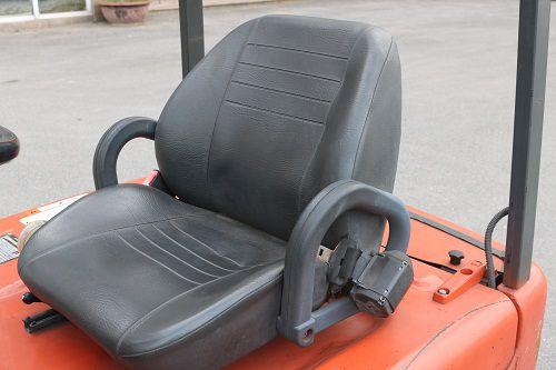 Xe nâng điện ngồi lái hiệu Nissan Model N01/N0L18H