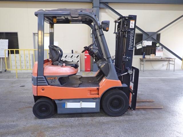 Xe nâng điện Toyota 7FBL10
