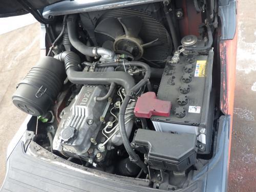 Xe nâng dầu cũ hiệu Toyota 02- 8FD15