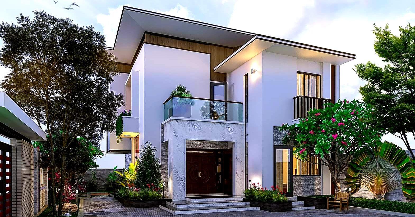 Thi công xây dựng nhà phố đẹp tại TPHCM