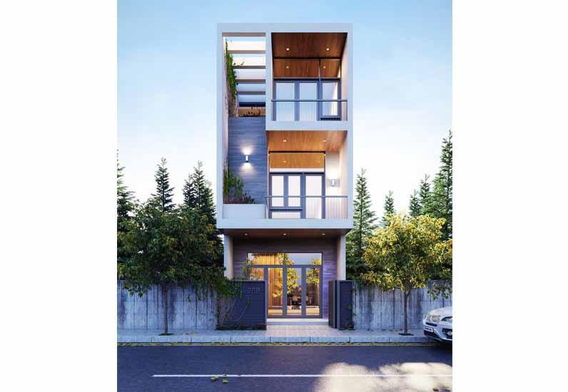 Công ty thiết kế xây dựng nhà đẹp tại TPHCM