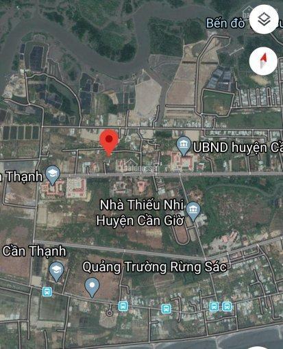 Bán đất mặt tiền đường Lương Văn Nho Cần Giờ, DT 670m2, giá 10.5 Triệu/m2