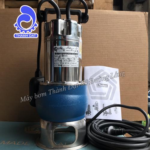 Máy bơm nước Pentax DGT 100/2 1.8HP