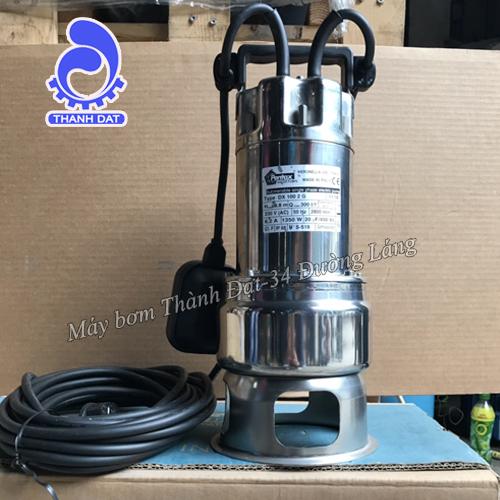 Bơm nước thải Pentax DX 80/2 G 1.4HP
