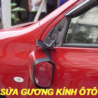 Sửa kính chiếu hậu ôtô