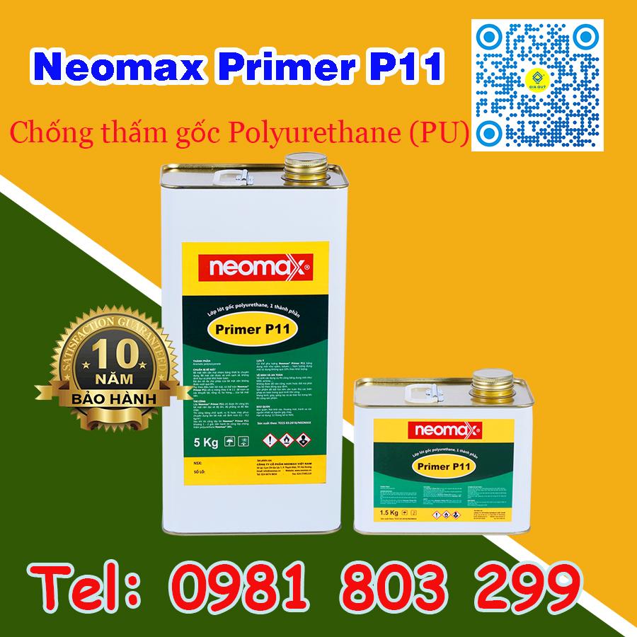 Lớp lót Neomax Primer P11