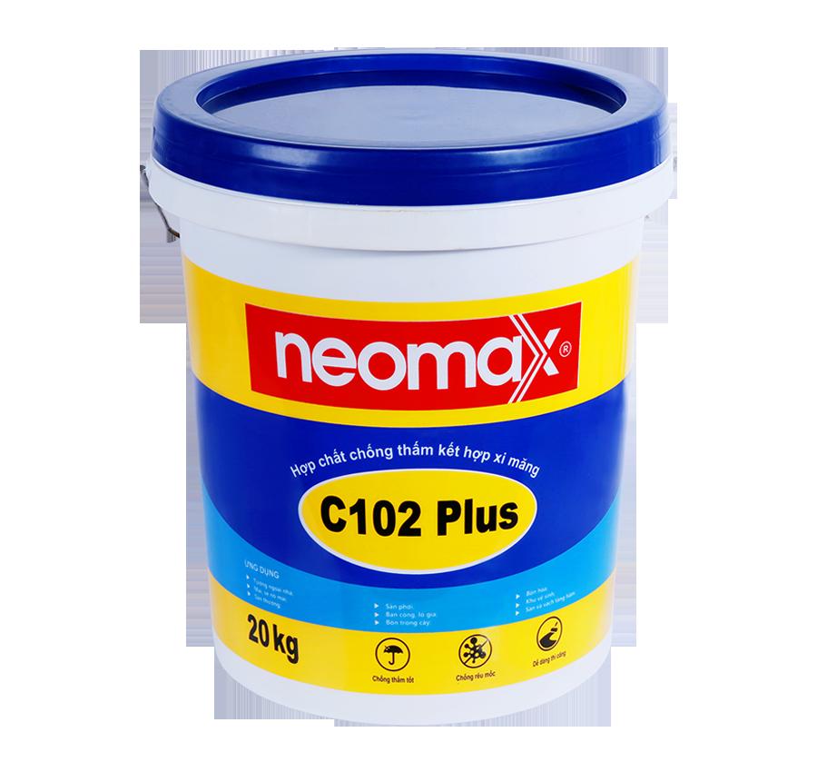 Hợp chất gốc xi măng neomax C102 Flex