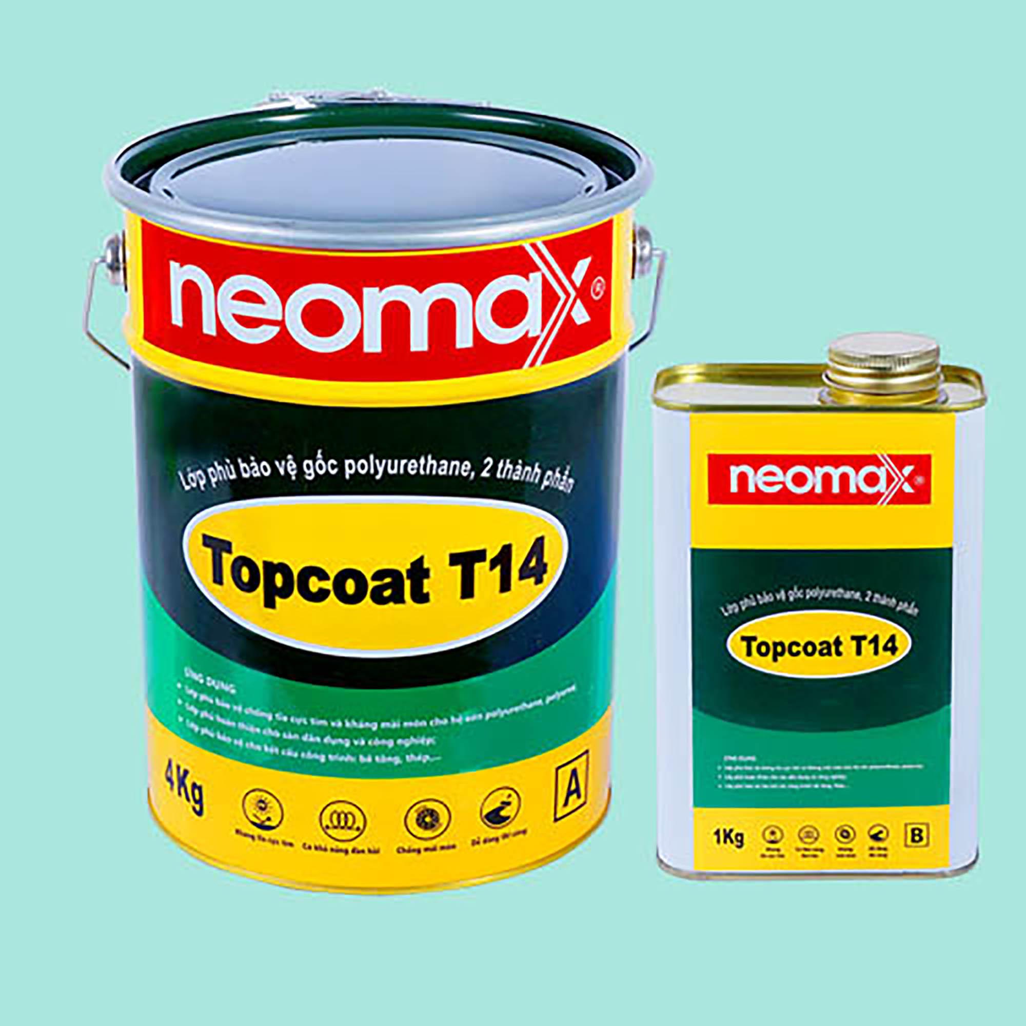 Sơn chống thấm Neomax Topcoat T14