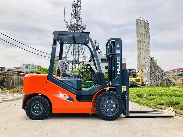 Xe nâng 3 tấn h3 series
