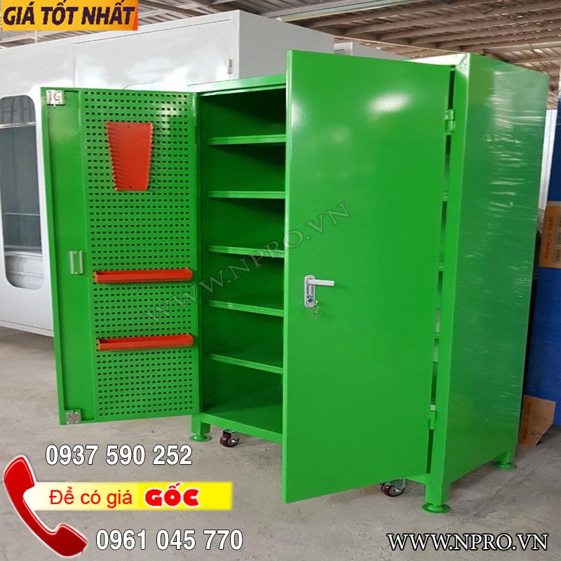 Tủ đồ nghề 2 cánh 6 ngăn