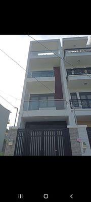 Bán 3 căn nhà liền kề đường 1 Long Trường
